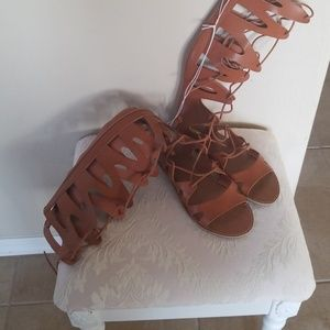 Mossimo Supply Co. Shoes - Gladiator sandals